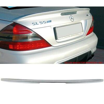 Lotka Lip Spoiler - Mercedes-Benz R172 03-11 AMG STYLE (ABS) - GRUBYGARAGE - Sklep Tuningowy